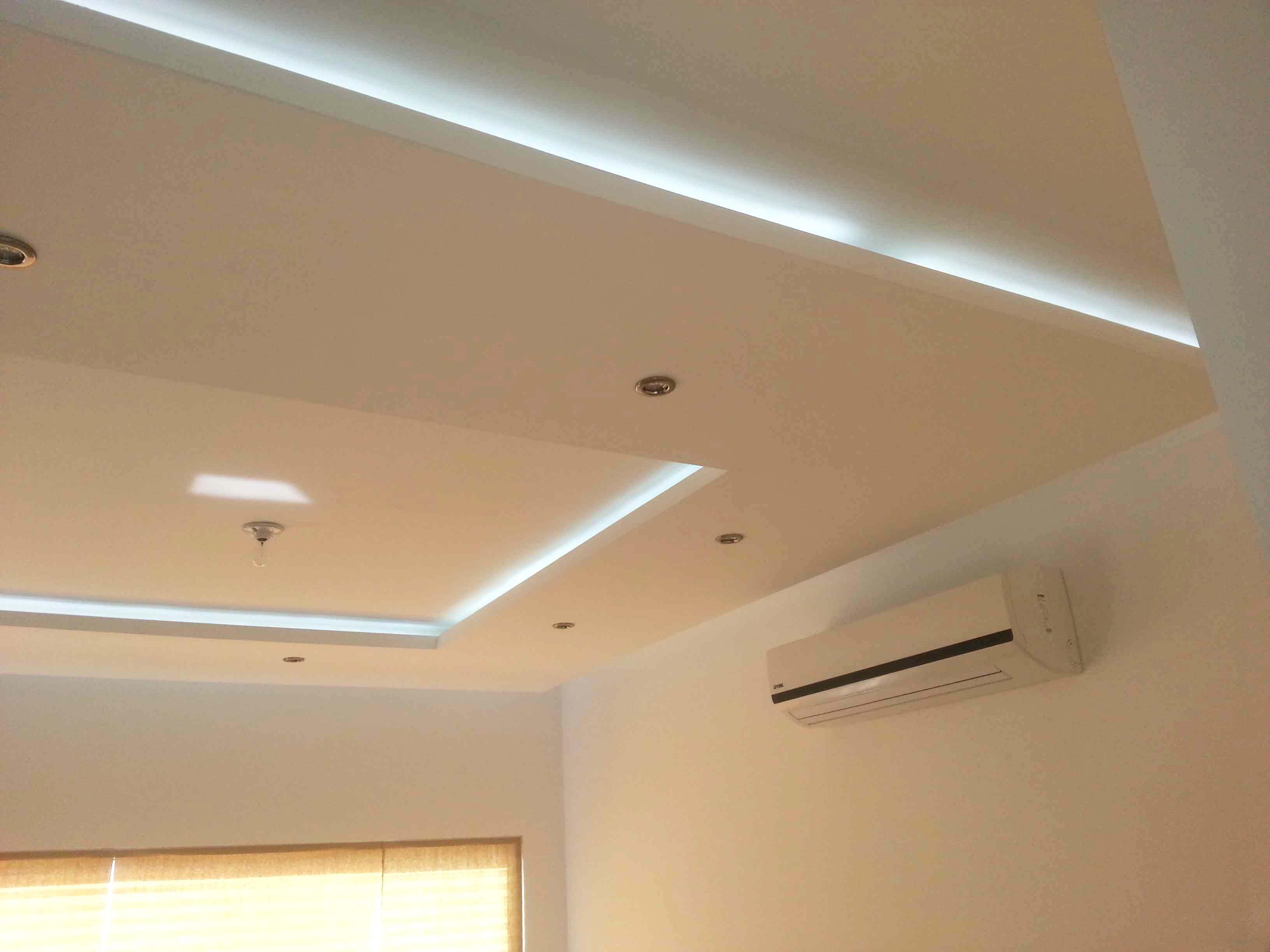 Excelente opción para el diseño interior y acabado con paneles de yeso.